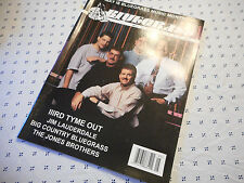 Bluegrass Unlimited Magazine May 2000 IIIrd Time Out Jim Lauderdale