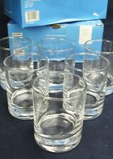 12 Shot Glasses Appetiser Mini Dish Shot Cups Dessert Party Glasses 65ml x 12