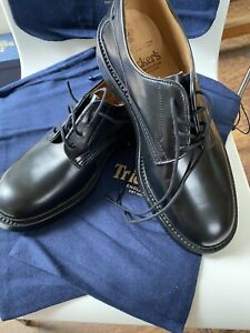 Trickers Woodstock Derby Shoe Size 8