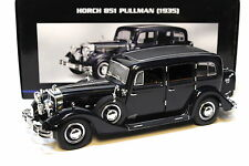1:18 Ricko Horch 851 Pullman 1935 black NEW bei PREMIUM-MODELCARS