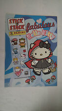 ALBUM STICK & STACK PANINI FABULOUS HELLO KITTY NUOVO