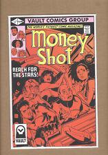 MONEY SHOT #1 A B C D variant set VAULT COMICS Tim Seeley Sarah Beattie SCI FI