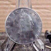 CIRCULATED 1979 50 LIRA ITALIAN COIN (72717)1