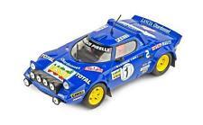 Ninco 50645 Lancia Stratos VSD Rally #1 Slot Car 1/32