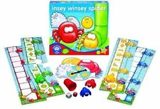 Orchard Toys Insey Winsey Spider Counting and Shape Game Age 3 - 6 Years