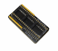 New Premium Amiga 500 Revision 5 Stable Kickstart EPROM Adapter + Pullups #749