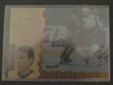 1996-97 Upper Deck Ice Performers Trevor Linden Vancouver Canucks Hockey Card
