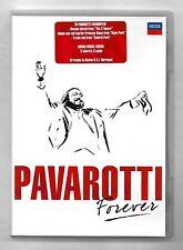 DVD / PAVAROTTI - FOREVER (CONCERT - MUSIQUE)