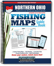 Northern Ohio Fishing Map Guide | Sportsman's Connection