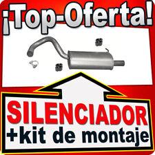 Silenciador CHRYSLER PT CRUISER 1.6 2.0 2000-2007 Escape AFH