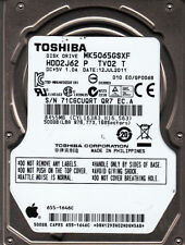 FOR DATA RECOVERY Toshiba MK5065GSXF HDD2J62 P TV02 T SATA BAD SECTOR 6828