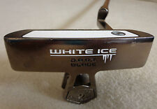 """Odyssey White Ice D.A.R.T. Blade 35"""" Heel-Shafted Putter"""