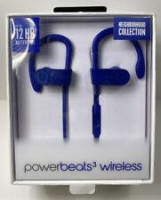 Beats by Dr. Dre Powerbeats3 Wireless Headset Neighborhood Collection Break Blue