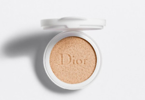 Dior DreamSkin Fresh & Perfect Cushion SPF 50 Refill with Case- 010 Ivory