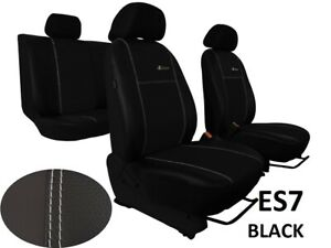 CITROEN C3 AIRCROSS 2017 ON ARTIFICIAL LEATHER Exclusive TAILORED SEAT COVERS
