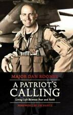 SIGNED  A Patriot's Calling by Dan Rooney (2012, Paperback) - Like New Condition