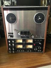 Vintage Teac 3340 Reel To Reel (Parts Or Repair)