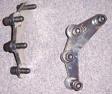 C6 Z06,C5 brake adaptor brackets for  C4 Corvettes  88-96