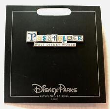 2018 Walt Disney World Resort Annual Passholder Marquee Pin