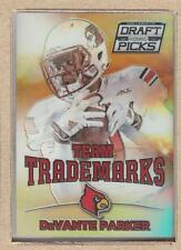 DeVante Parker 14 2015 Panini Prizm Draft Picks Team Trademarks - Louisville
