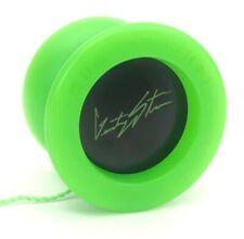 Replay Pro Neon Green Rayon Vert Yo Yo YOYOFactory YoYo + 3 Strings YEL/ORG/GR