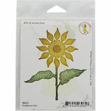 Sunflower Set, Steel Cutting Dies Cheery Lynn Designs - New, B663