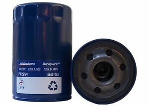 ACDelco PF2254 Engine Oil Filter For Select 97-03 Ford Jaguar Lincoln Models