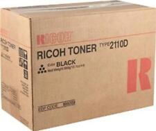 NEW SEALED Genuine RICOH 2210d 885208 TONER BOX OF 6 BOTTLES AFICIO 220/270