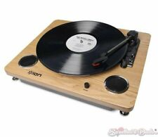 ION Archive LP USB Conversion Turntable - Wood