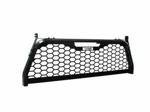 For Chevrolet Silverado 1500 Cab Protector and Headache Rack Westin 16127BH