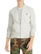 Polo Ralph Lauren Double-Knit Tech Bomber This version of the iconic flight jack