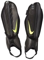 Nike  Youth Grey Protegga Flex Youth Soccer Shin Guards 13915