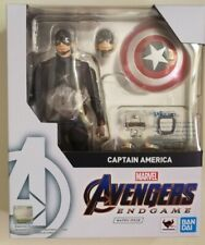 S.H.Figuarts Marvel CAPTAIN AMERICA ACTION FIGURE Avengers ENDGAME IN Stock