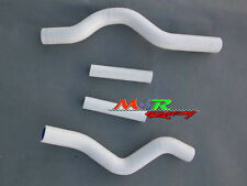 For Suzuki RM250 RM 250 2001-2008 02 03 04 05 06 07 Silicone Radiator Hose white