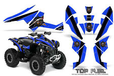 Can-Am Renegade Graphics Kit by CreatorX Decals Stickers TOP FUEL BBL