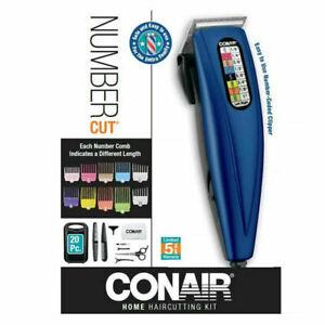 Conair Haircut Number Cut Clipper - 20pc
