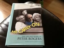 CARRY ON . Mr CARRY ON . THE LIFE & WORK OF PETER ROGERS  MORRIS BRIGHT & ROSS