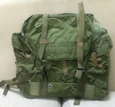 Original Arvn US Tropical 1969s Recon Tiger Stripe RuckSack Frame X- Metal