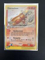 Pokemon Cards Charmeleon #99/97 EX Dragon Secret Rare Holo Card