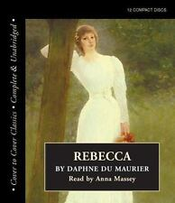 Rebecca by Daphne Du Maurier Cover to Cover Classics NEW (2006, CD, Unabridged)