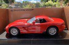 MotorMax Diecast - Dodge Viper SRT10 - 73200 - 1/24 Scale