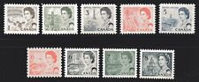 1967-1973 Canada SC# 454-544 Queen Centennial Definitive Lot# 35 M-NH