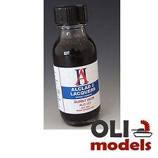 Burnt Iron Lacquer 1oz Bottle - ALCLAD II LACQUER 121