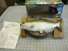 Gemmy Cool Catfish Item 36146 Wall Mount Novelty Sings 1981 Bad To The Bone