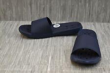 Skechers Crossbay 51811 Slide Sandals, Men's Size 13, Navy NEW