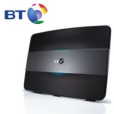 BT Home Smart Hub ADSL Modem Broadband Wireless Router Fibre Super Fast Black