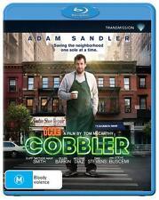 THE COBBLER (Adam Sandler)  -  Blu Ray - Sealed Region B