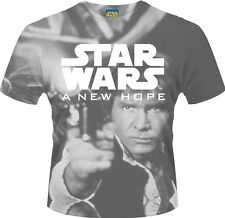 Star Wars - A New Hope Han Solo T-Shirt Homme / Man - Taille / Size L