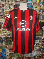 maglia calcio shirt maillot camiseta trikot MILAN SHEVCHENKO TG XL PATCH