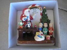 Royal Doulton SANTAs TOY TESTING HN5551 Limited Holiday Christmas Display Figure